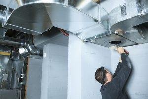 air duct repair near me