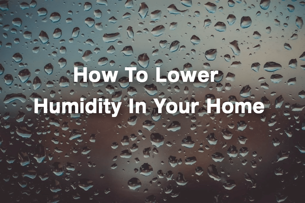 How To Lower Humidity In Your Home