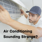 air conditioning sounds and noises
