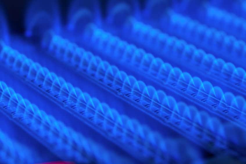 natural-gas-furnace-flames-burning-blue