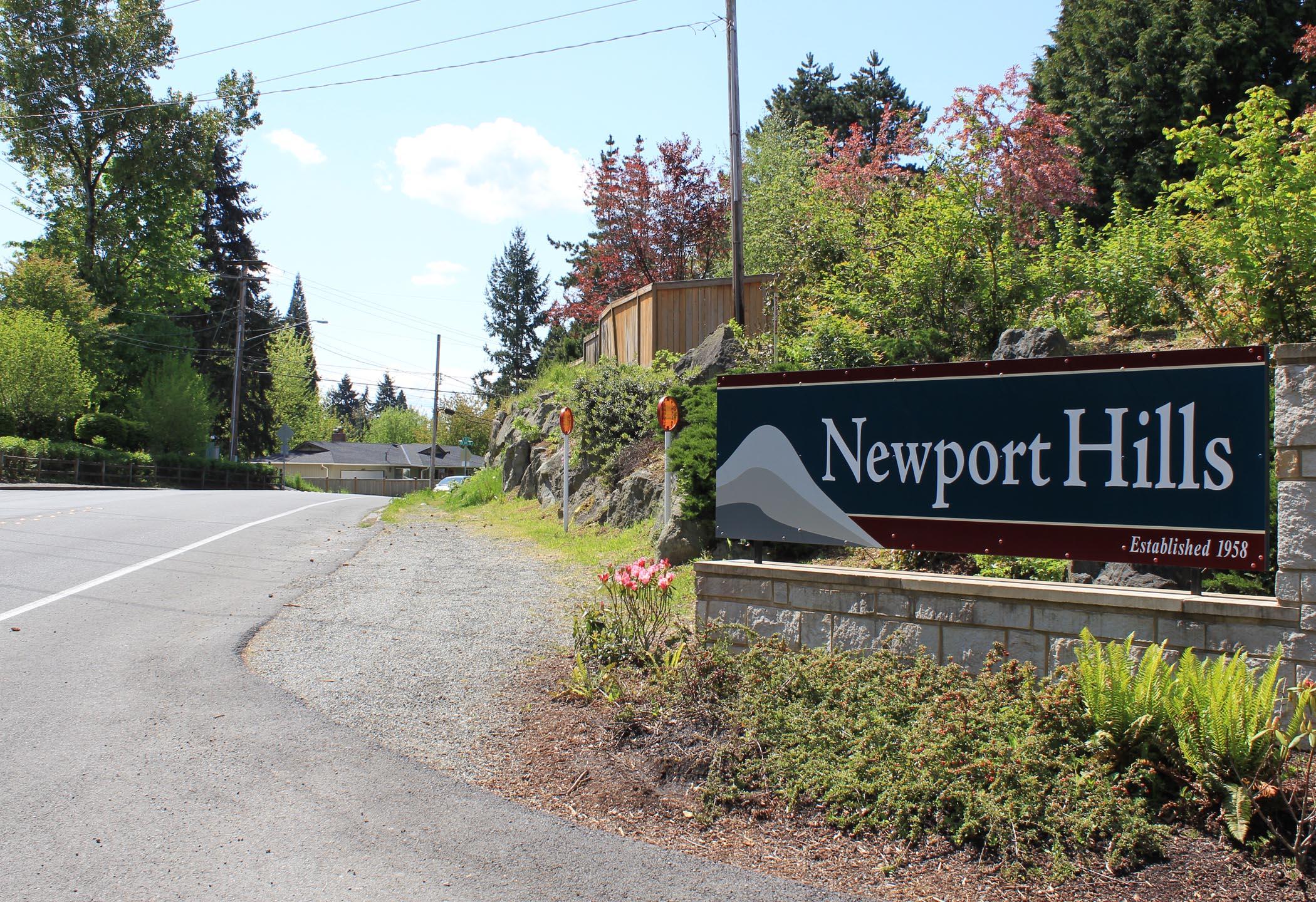 newport hills wa